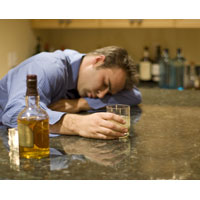 Alcoolismul, nebunia alcoolica