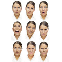 Gimnastica faciala contra riduri
