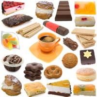 Dulciurile, refugiu pentru suferinta