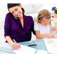 Mamele singure, intamplare sau afectiune egoista?