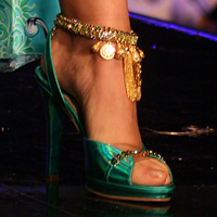 Pantofii si riscul aparitiei celulitei
