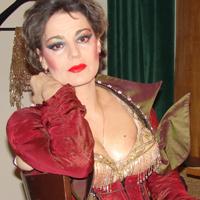Maia Morgenstern - actrita desavarsita