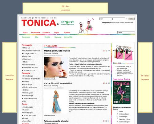 Banner pe Tonica.ro