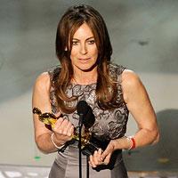 Kathryn Bigelow, prima femeie care a castigat Oscarul pentru cel mai bun film
