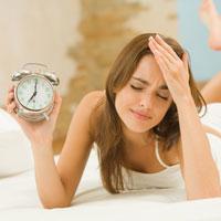 25% dintre femei au un somn agitat