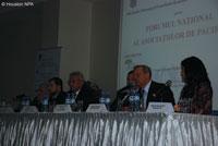 Forumul National al Asociatiilor de Pacienti din Romania