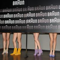 Mihaela Glavan si-a lansat noua colectie de pantofi