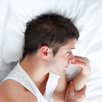 Pozitia in timpul somnului si personalitatea barbatilor