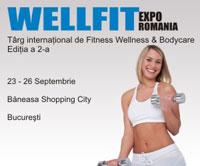 Pune-te in miscare alaturi de Wellfit Expo!