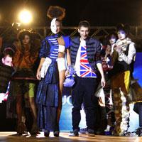 Sibiul, gazda unor momente fashion de vis