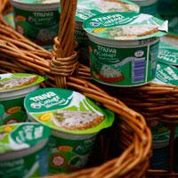 Noutati in cosul cu bunatati Tnuva: aroma de masline verzi si marar cu usturoi