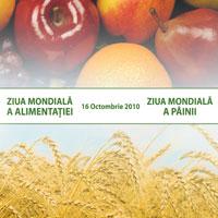 Ziua Mondiala a Alimentatiei – Tu stii ce consumi in fiecare zi?