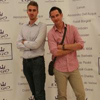Catalin Botezatu, noul concept fashion pentru barbati