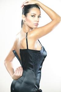 """Nicoleta Luciu: """"Pentru frumusetea pielii mele, uleiul de masline e vital"""""""
