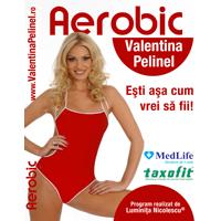 Valentina Pelinel si Luminita Nicolescu – Noul DVD de aerobic