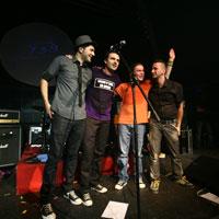 VUNK -  cu fanii la After Tour Live Party