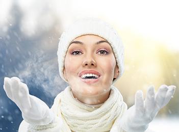Incalzeste-ti iarna cu zambete senine!
