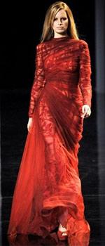 Cele mai frumoase rochii din colectiile de toamna-iarna 2010/2011