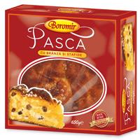 De Paste, savureaza pasca traditionala cu branza dulce si stafide de la Boromir
