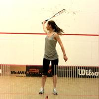 Squash-ul, noul sport al verii