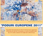 "Vernisajul expozitiei ""Poduri Europene 2011"" la Constanta"