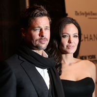Angelina Jolie si Brad Pitt au angajat un terapeut pentru copilul lor