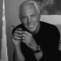 Giorgio Armani  – ambasadorul modei italiene in lume
