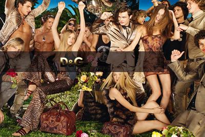 Dolce Gabbana: Rafinament italian