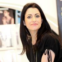 "Alexandra Popescu: ""Prin vene imi curge sange  Oxette"""