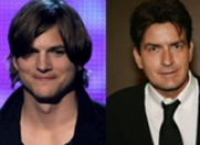 "Ashton Kutcher, in locul lui Charlie Sheen in serialul ""Two and a Half Men"""