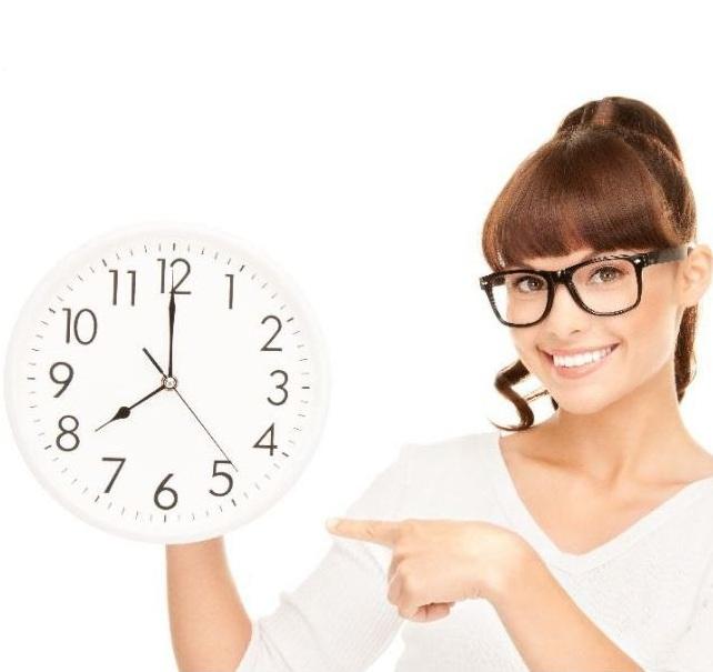 Ochelarii de vedere nu prezinta probleme in materie de make-up