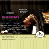 Concert: Piano Colours