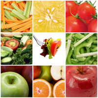 Consumul de fructe si legume imbunatateste memoria