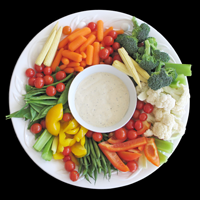 Dieta vegetariana te mentine in forma