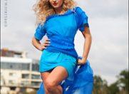 """Lora (ex Wassabi): """"Imi plac hainele comode si cool, care imi scot in evidenta spiritul rebel"""""""