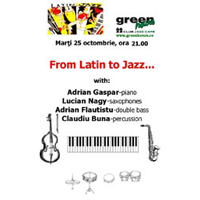 From Latin to Jazz