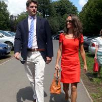 Pippa Middleton a fost parasita de iubit din cauza surorii sale