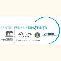 """Lansarea celei de-a treia editii a programului de burse nationale UNESCO – L'Oreal """"Pentru femeile din stiinta"""""""