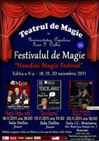 Houdini Magic Festival