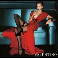 Valentino… stil ULTRAFEMININ
