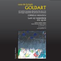 Vernisaj Corneliu Vasilescu la Goldart