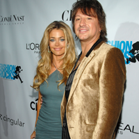 Denise Richards si Richie Sambora sunt din nou impreuna