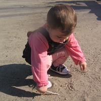 Targ pentru copii si mamici la Romaero Baneasa
