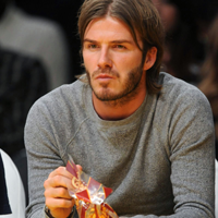 David Beckham se implica in cresterea copiilor sai