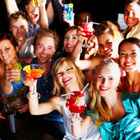 Muzica din club te face sa bei mai mult alcool
