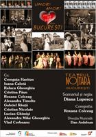 Umor, amor, fior de dor… in Bucuresti