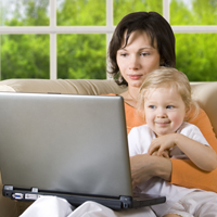 Copil + serviciu = o asociere fericita?