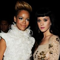 Katy Perry este ingrijorata pentru Rihanna