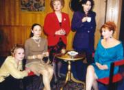 Cinci femei de tranzitie