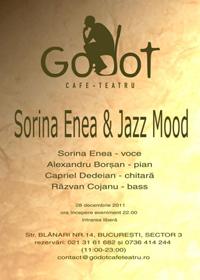 Concert Sorina Enea si Jazz Mood
